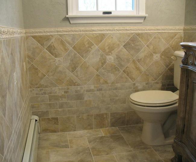 Awesome Italian Bathroom Tile Part - 12: Glacier Slate Tile BR033