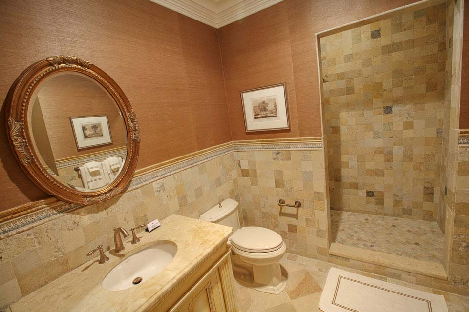 glass, ceramic, marble, mosaic bathroom tile | fuda tile nj
