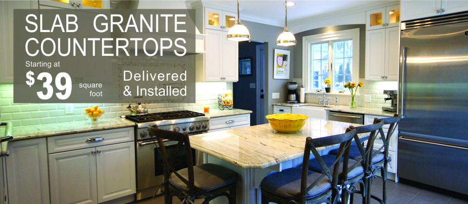 Fuda Tile Showcase Picture - Granite Countertops