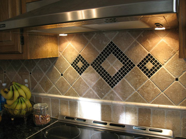 Fuda tile stores kitchen tile gallery for Back splash tile